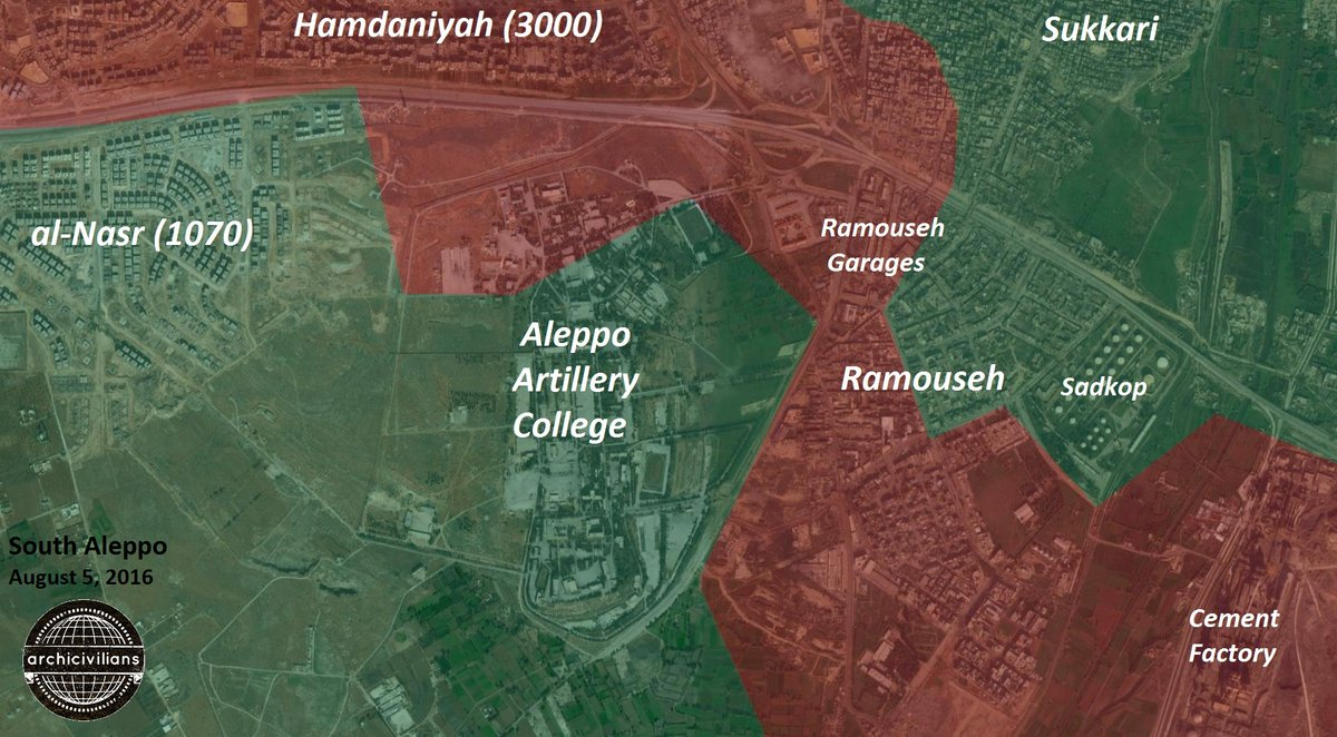 Jaish al-Fatah Announces Operation to Seize Government-Held Part of Ramouseh Area