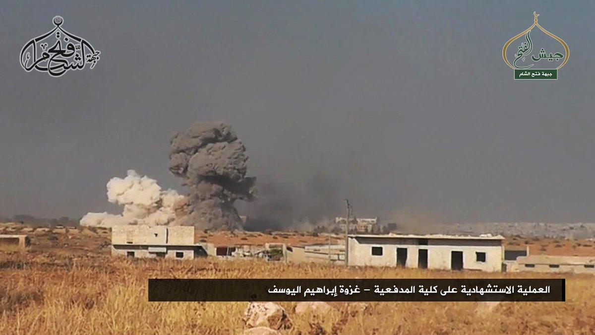 Aleppo Siege Is Nearly Broken - Jihadi Sources (Photos)