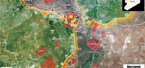Jihadists Claim to Break Siege of Aleppo, Open Alramousa