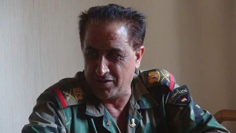 Maj. Gen. Zaid Saleh Appointed as Head of Aleppo Security Committee