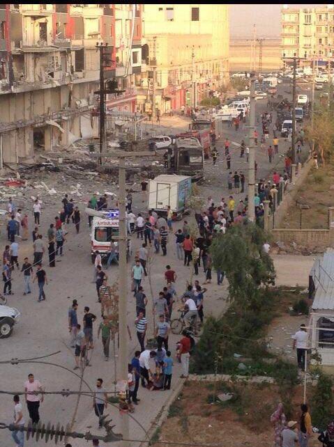 Over 50 Injured in Car Bomning in Southeastern Turkey