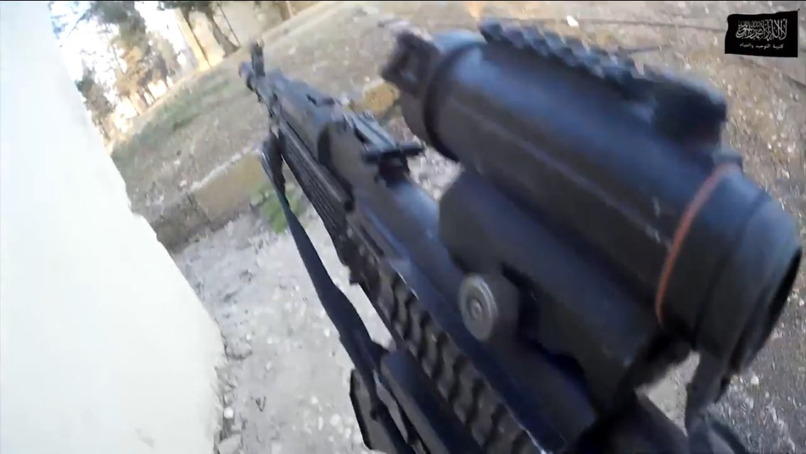 "Foreign Al Qaeda-Linked Jihadists Leading ""Opposition's Offensive"" in Aleppo City - Fresh Video Evidence"