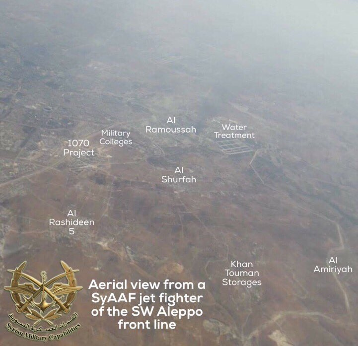 Russian MoD: 1,000 Terrorists Killed in Aleppo in 4 Days (Videos, Photos)