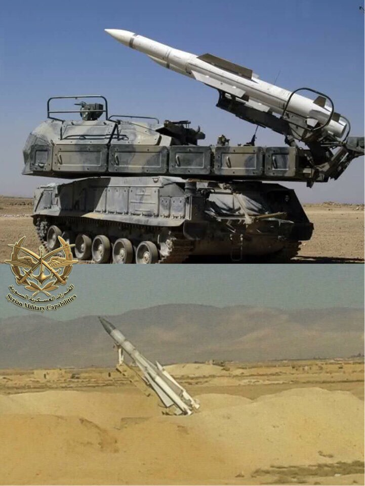 Syrian Government Deployed Surface-to-Air Missile Systems to Hasakah after Pentagon's Threats to Shoot Down Syrian Planes