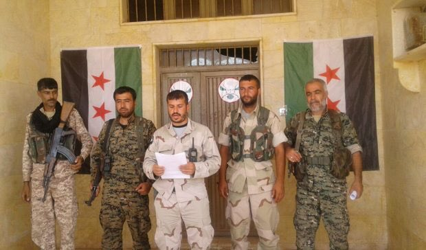 Pro-SDF Groups Set Up Jarablus Military Council, Warn Turkish-Backed Groups from Taking City