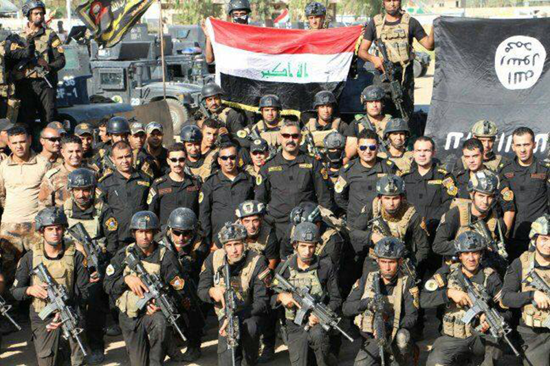Iraqi Forces Liberate Strategic Town South of Mosul from ISIS