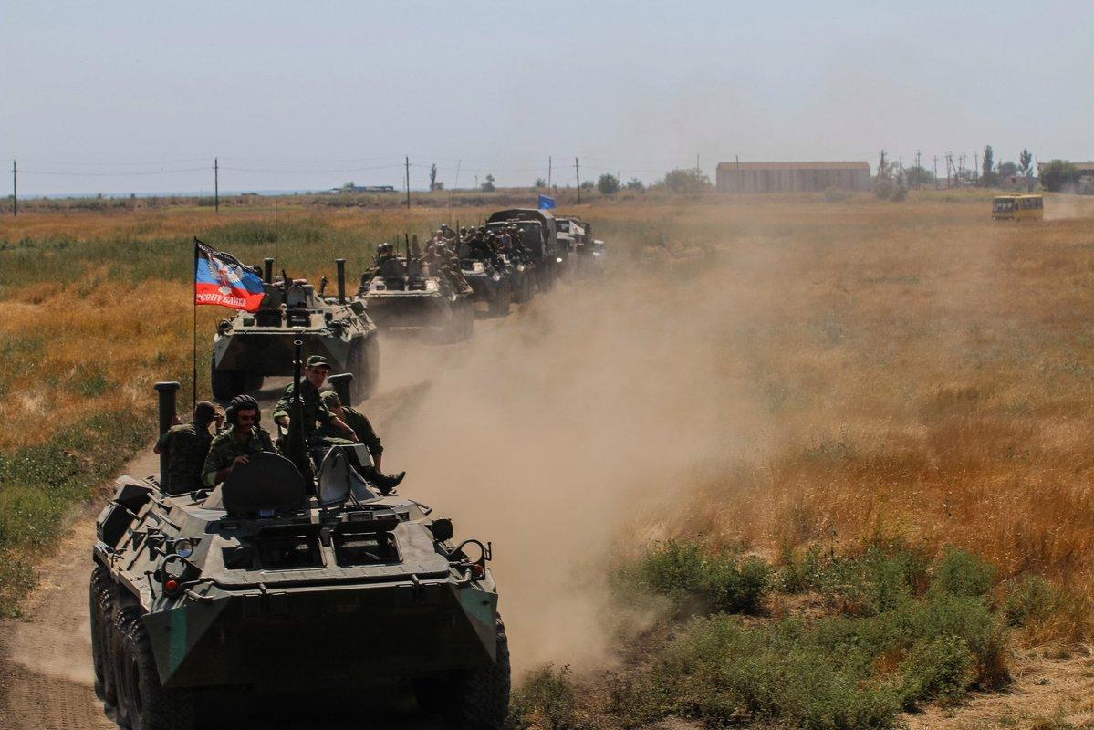 Donbas: War Of Attrition