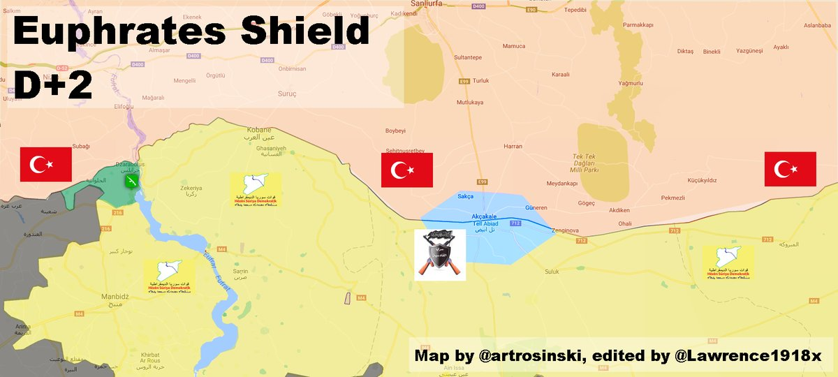 Arab Tribes formed New Militia to Fight Kurdish YPG in Northern Syria