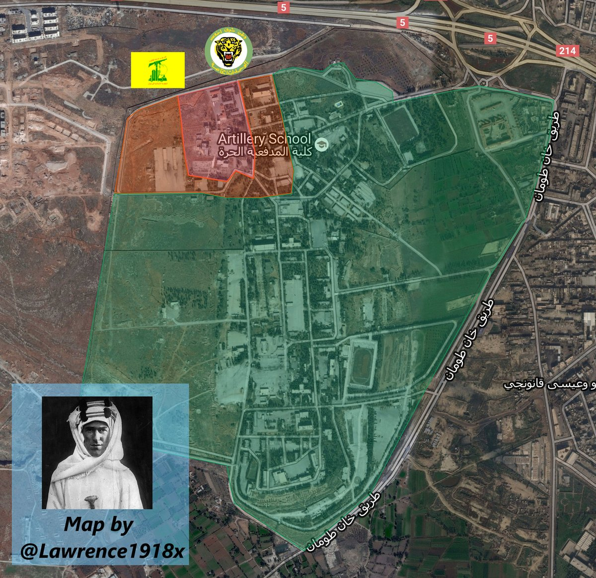 Syrian Army Captures Buildings in Ramouseh Artillery Base, Deliver a Devastating Blow to Militants in Southwestern Aleppo