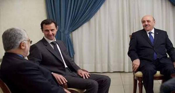 Bashar al-Assad's Spy Chief to Visit Moscow Next Week