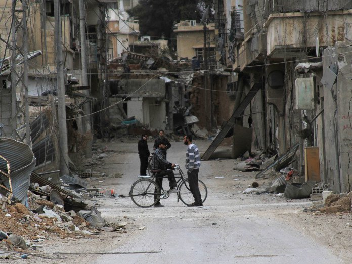 Daraya to Be Handed to the Syrian Army Following Agreement