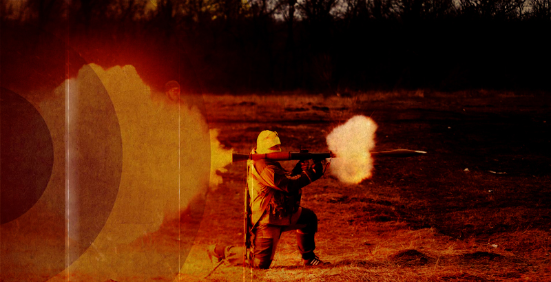 DPR Announces about Threat of Resumption of 'Full' Shooting War