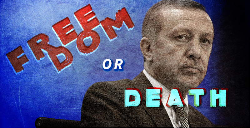 """""""Freedom or Death"""" in Turkey"""
