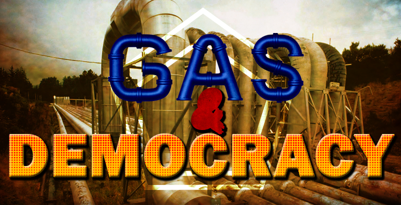 """Project """"Ukraine"""":  The Tale of Gas and Democracy"""