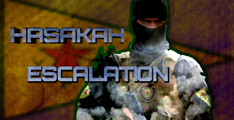 Detailed Overview of Escalations in Eastern Syria on August 18-22