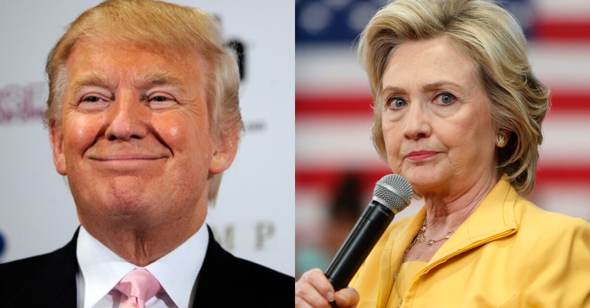 Trump or Clinton: not different at all