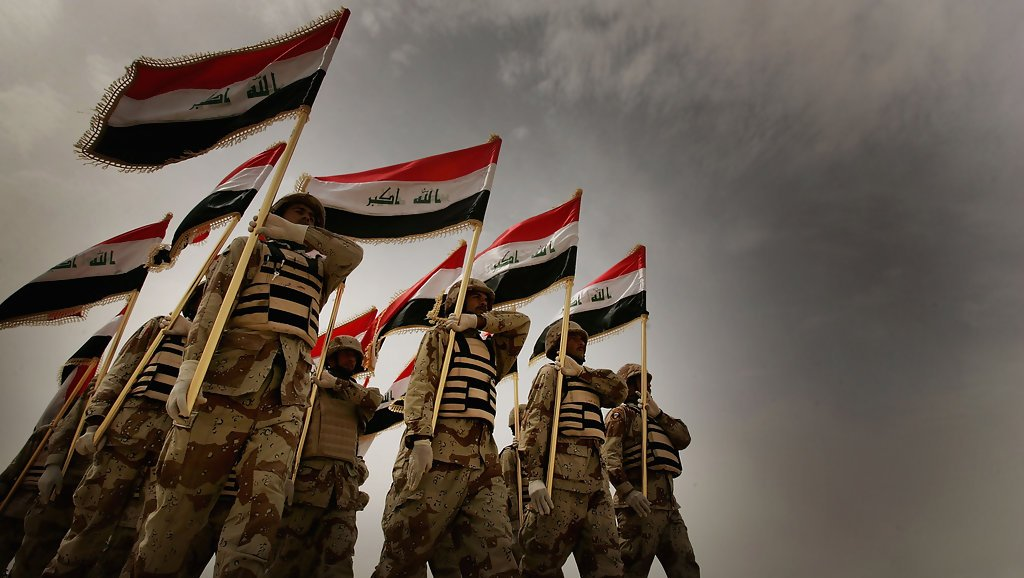 Iraqi Army Pushes ISIS on Battlefield but Suffers Defeat in Offices