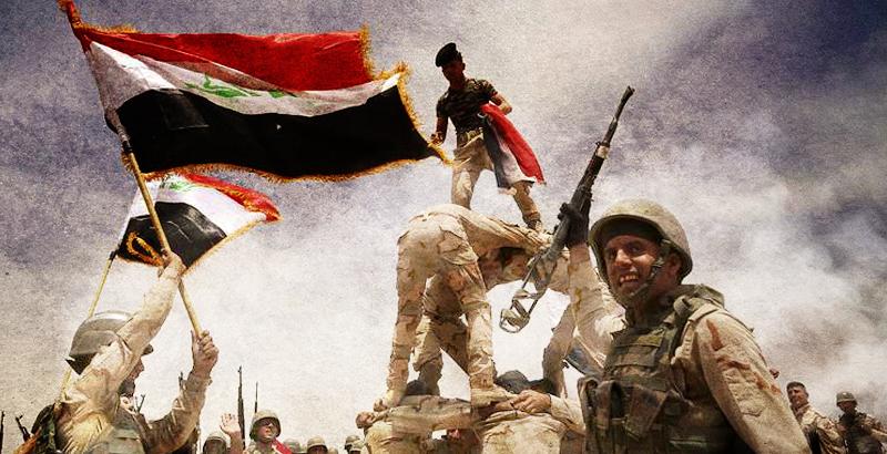 Iraqi Forces Liberate Khaldiyah Town in Anbar Province