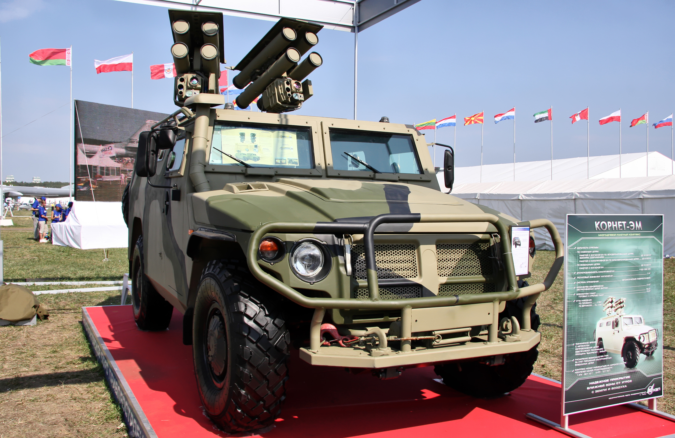 Russian Aerospace Forces Tested Newest Surface-to-Air Missile System