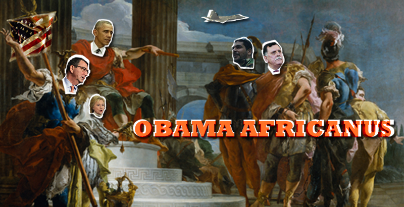 Obama's War on Terror in Libya