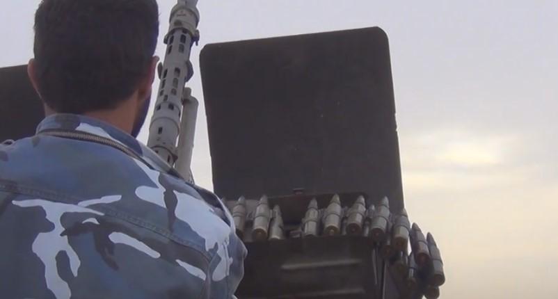 Syrian Army Engages Al Nusra Front in Hama Province