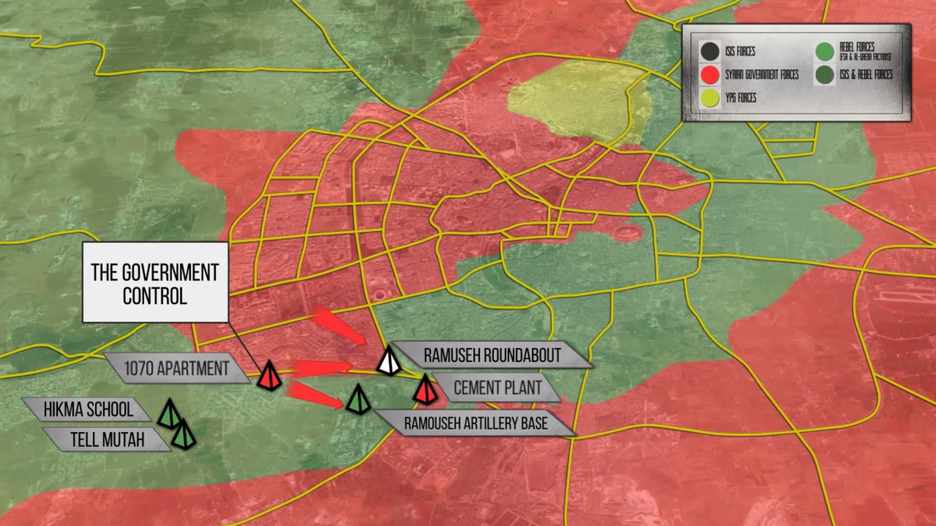 Syrian Army & Hezbollah Regain Initiative from Militants, Seize more Areas in Southwestern Aleppo (Maps)
