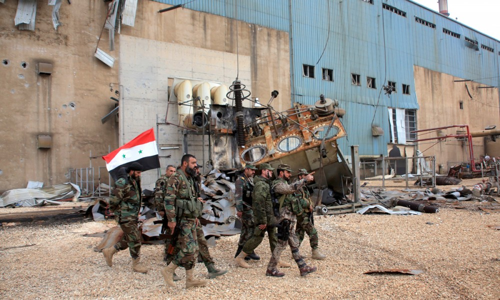 Syrian Army to Complete Siege of Terrorist Groups in Darayya Soon