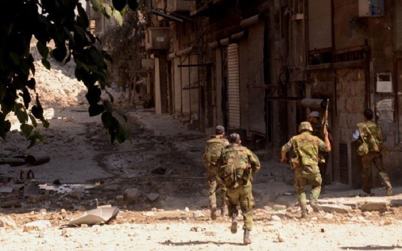 Syrian Army captured important site in northeast Latakia