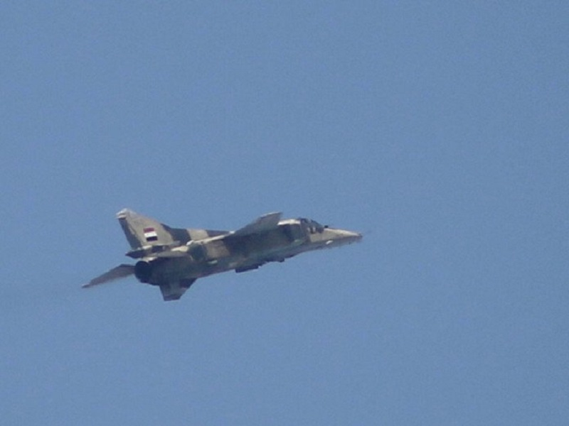 Non-stop airstrikes pummel Islamist rebels in Aleppo outskirts