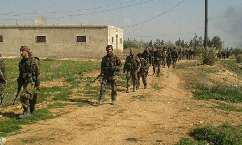 Tiger Forces redeploy to Hama to stop jihadist offensive