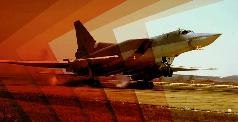 Russian Tu-22M3 Bombers Destroy ISIS Targets near Palmyra and Arak