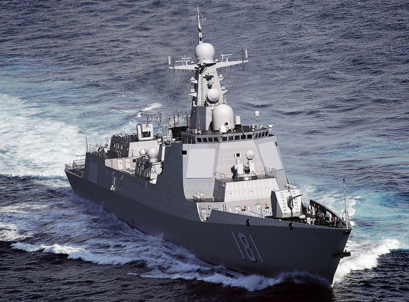 China to Deploy Lethal Fleet of 'Carrier Killer' Destroyers in South China Sea