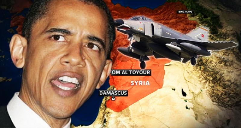 CIA & Pentagon Not to Allow Obama to Settle Conflict in Syria