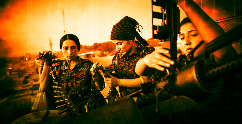 Syrian Kurds: We Will 'Cut ISIS's Air Supply' After Major Victory