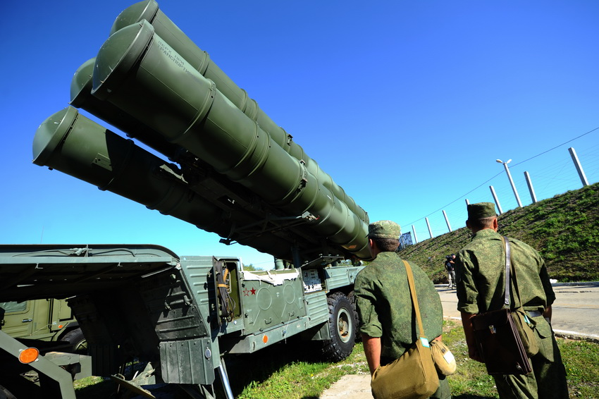Russian Army Gets 2nd S-400 Air Defense System Regiment Ahead of Time