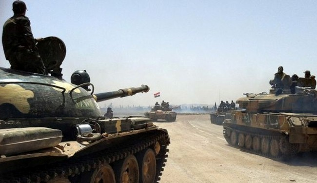 Syrian Army Regains more Areas in Southern Aleppo
