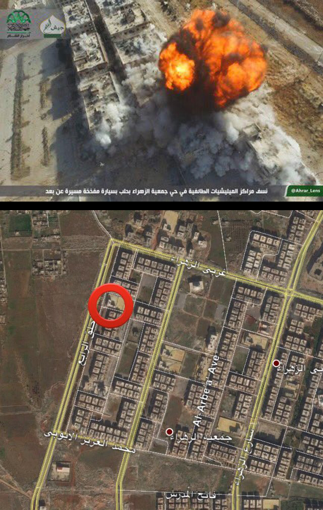 Overview of Military Situation in Aleppo City on August 14-15 (Maps, Photos)