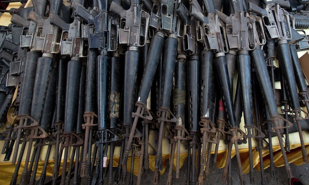 Damascus: Turkish Military Handed Weapons Warehouses in Aleppo to Terrorists