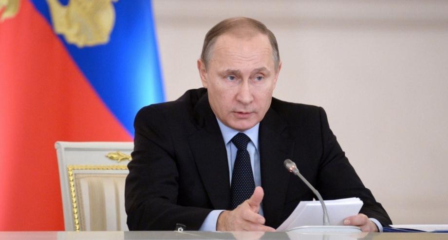 Putin Accuses Kiev Authorities in Terrorism, Crimean Parliament Calls Incident 'Declaration of War'