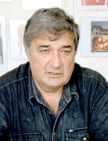 Col. Ivan Boyadjiev: Pure and Honest People Must Fight Terrorism