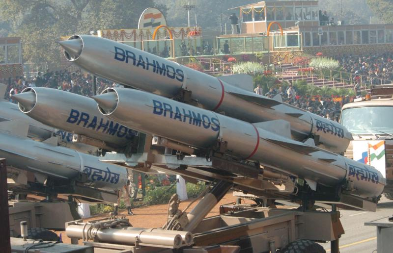 Beijing Expresses Concern about Indian Missiles near Its Border