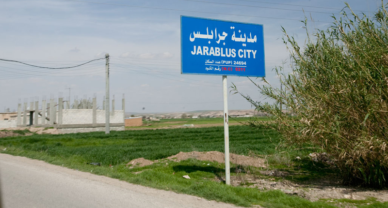 Turkey Creates 'Security Zones' near Jarablus