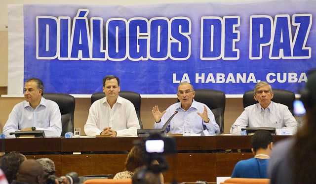 Colombia: Final, Integral and Definitive Peace Accord