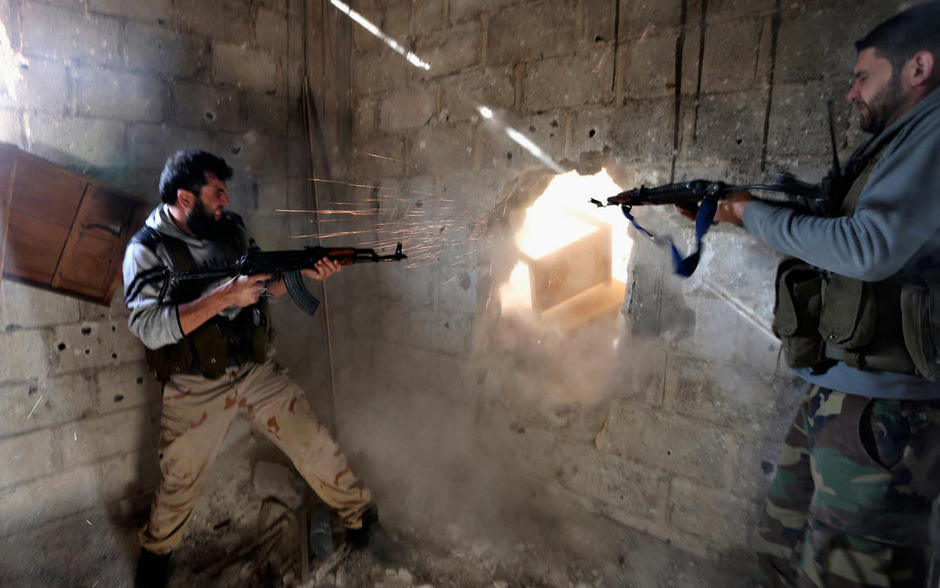 Iranian Islamic Revolutionary Guard Corps' Officer Killed near Aleppo