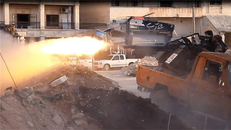 250 Jaish al Fateh and Fatah Halab Militants Killed in Failed Offensive in Aleppo City