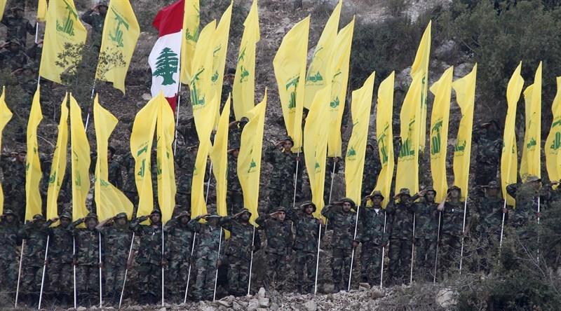 Hezbollah Hits Terrorists on Lebanon-Syrian Border