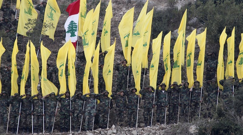 Hezbollah Hits Terrorists on Lebanon-Syrian Border