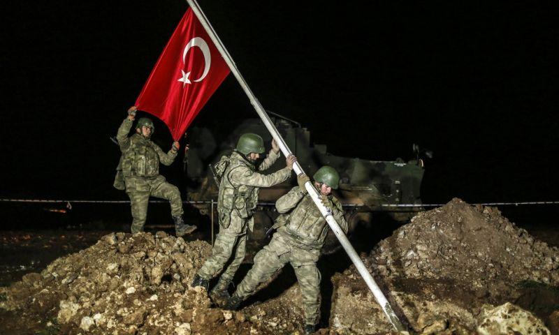Turkey Can Increase Number of Its Soldiers in Syria Up to 15,000