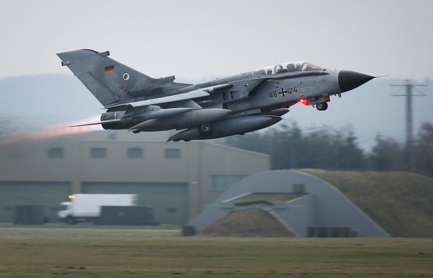 Syrian Kurds Ask Germany To Impose No-Fly Zone Over Northeastern Syria