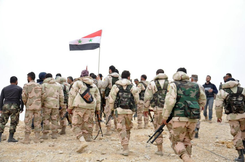 Syrian Army's Advances in Hama & Idlib Provinces: 40 Terrorists and Commanders Killed
